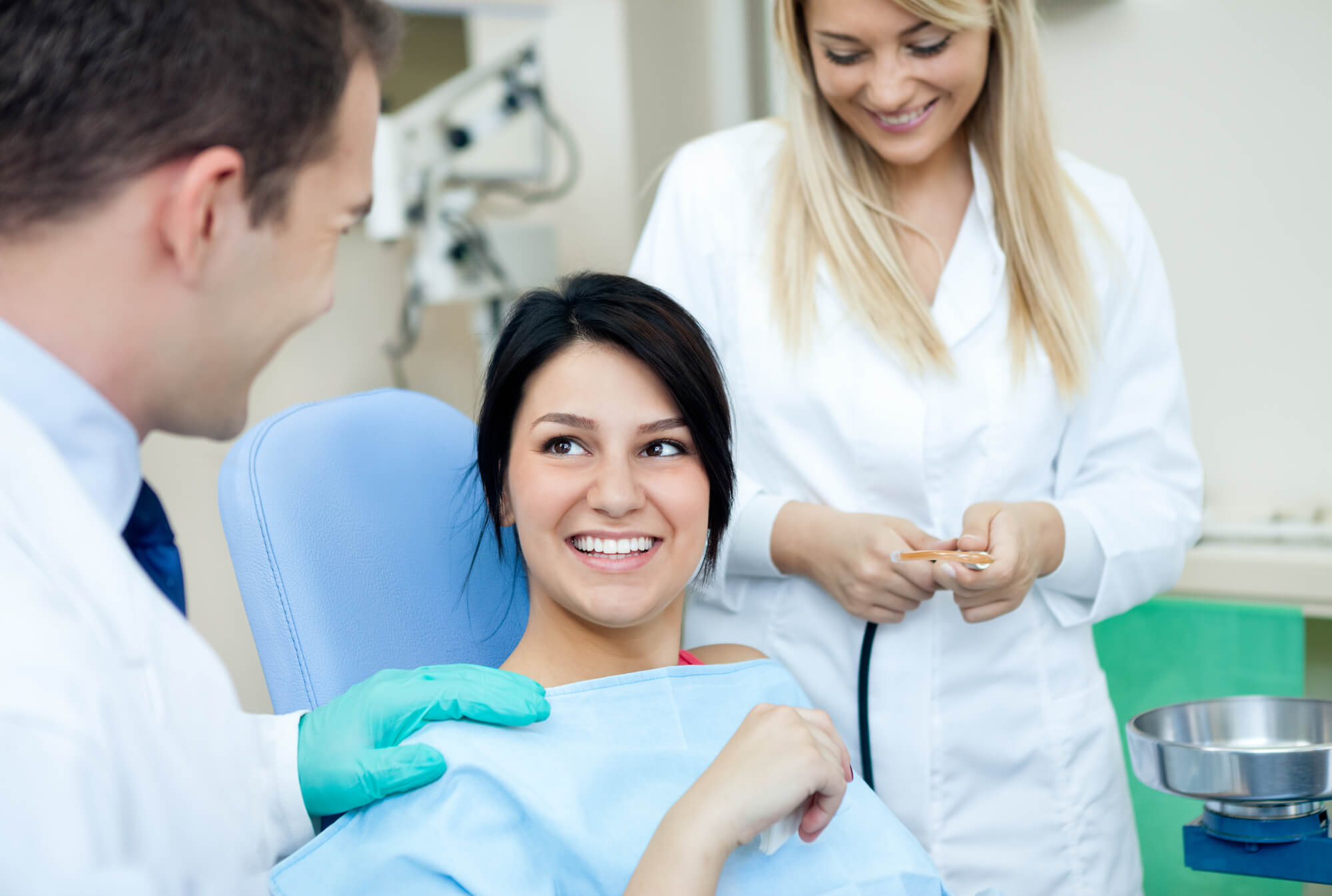 who offers an oak park dentist?